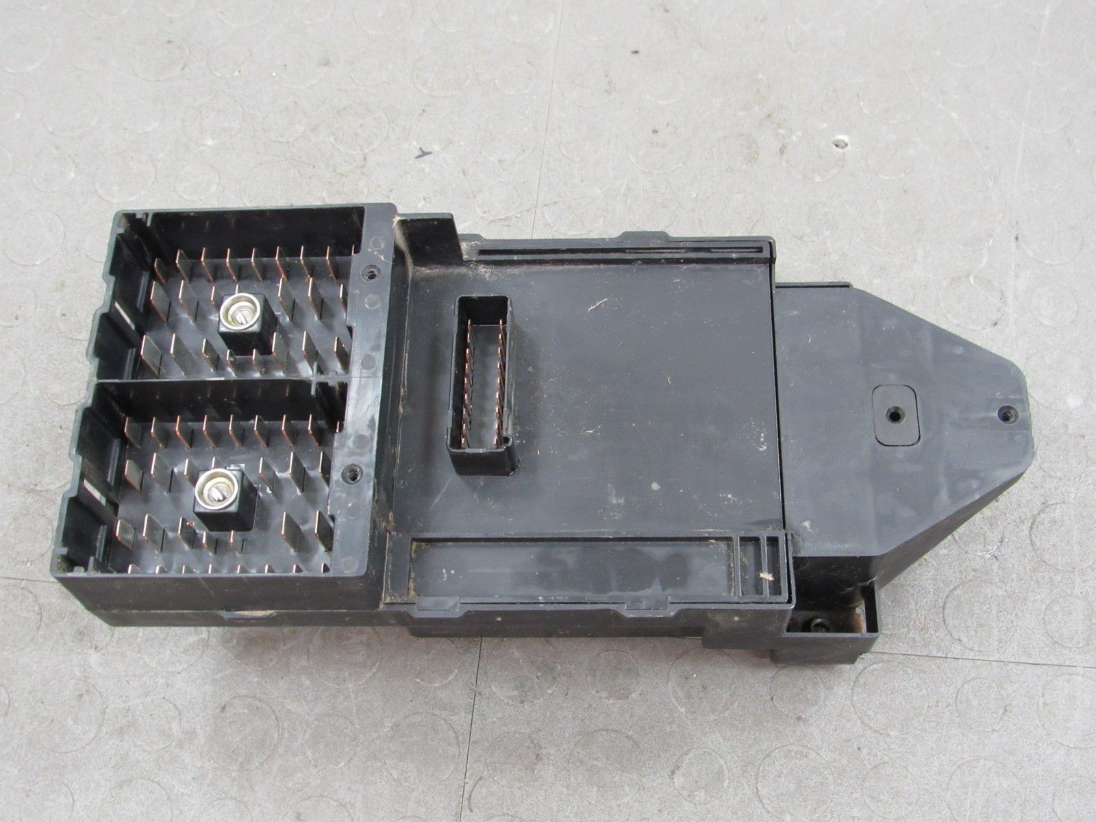 1997 f 150 fuse box blown