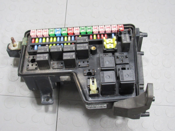 03-05 Dodge Ram Truck IPM Integrated Power Module Fuse Block Box