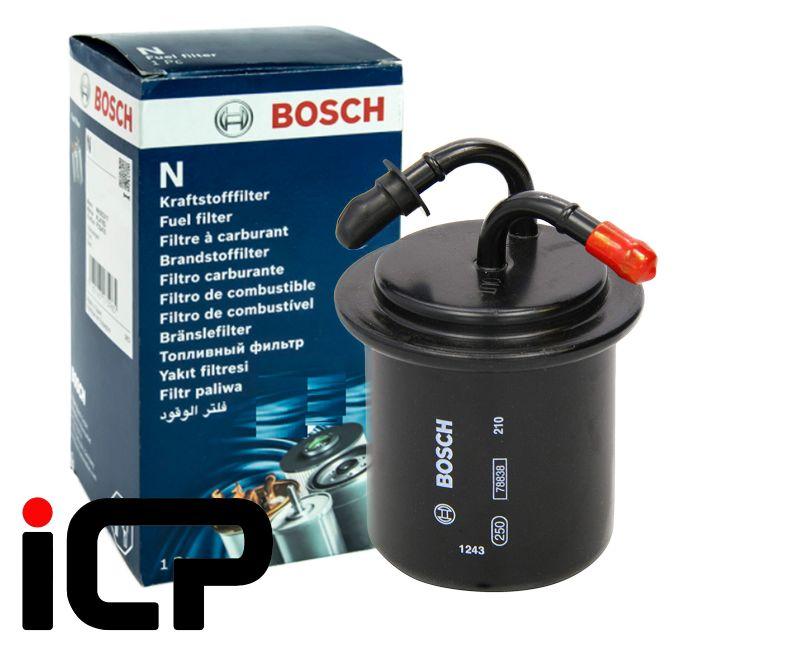 Bosch Fuel Filter Fits Subaru Impreza Turbo UK WRX STi 92-00 22B P1