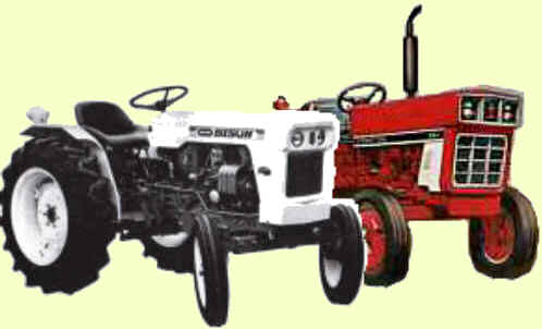 Your Satoh Tractor Parts Source!