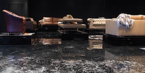 resina trasparente per pavimenti in cotto