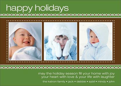 Christmas Baby Announcements - Christmas Baby Announcements for