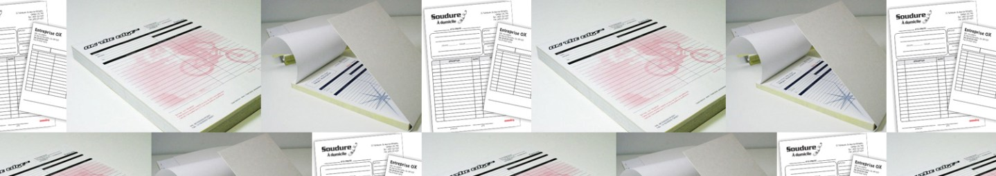 Factures NCR Reçus Invoices Receipts