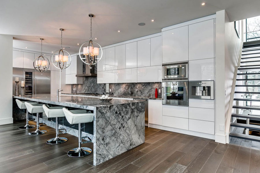 Timeless And Beautiful White Kitchen Designs - timeless kitchen design