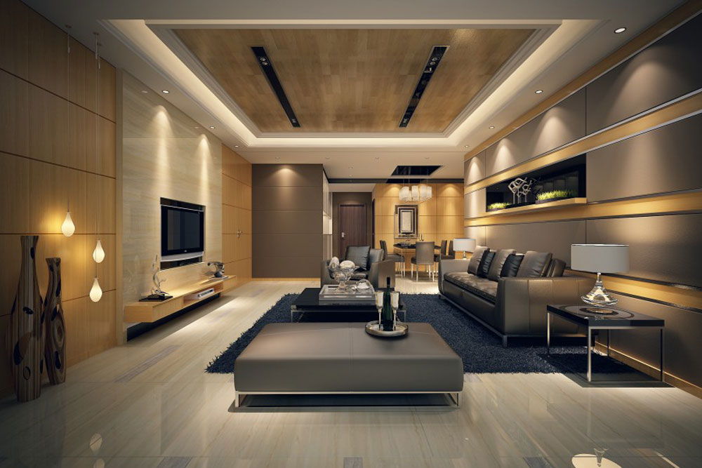 How To Create Amazing Living Room Designs (37 Ideas) - modern living rooms