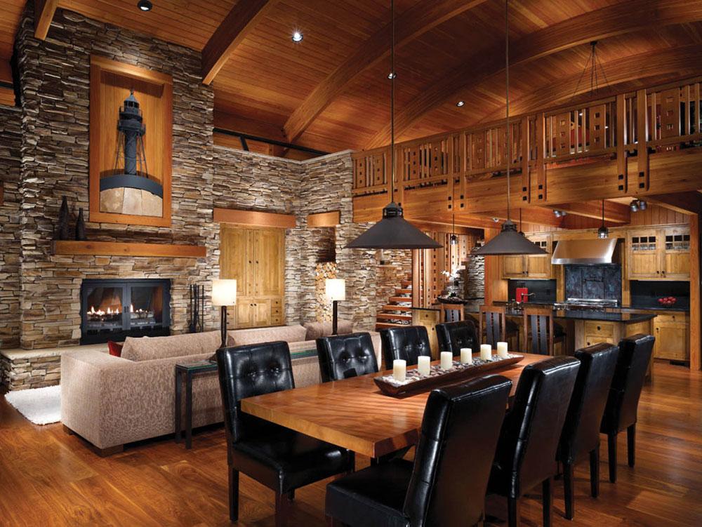 Log Cabin Interior Design 47 Cabin Decor Ideas - designer home decor