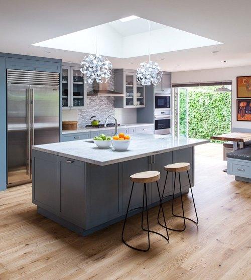 Medium Of Beautiful Large Kitchens