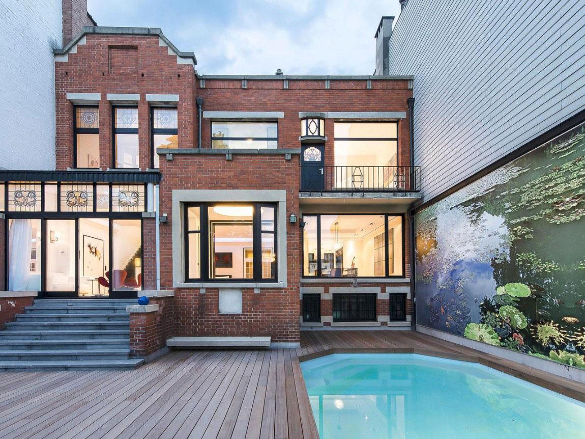 Fullsize Of Art Deco House