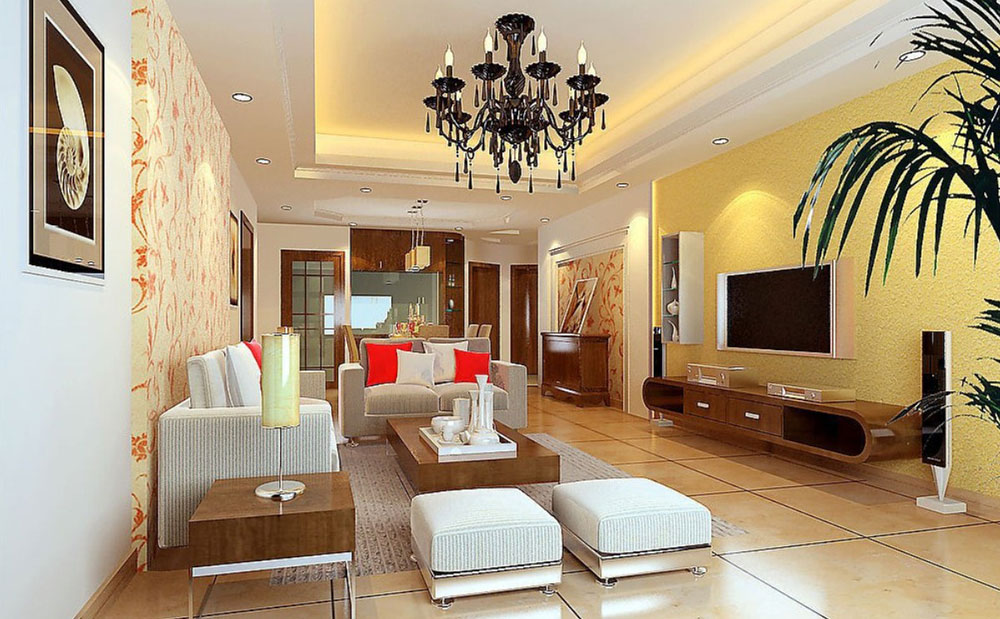 Want To Decorate Light Yellow Living Room Walls And Donu0027t Know How - yellow living room walls