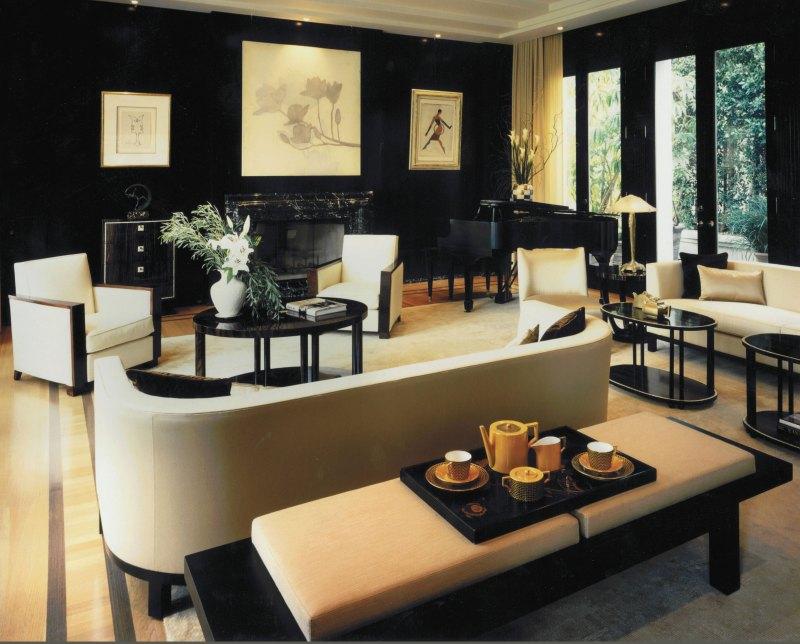 Large Of Art Nouveau Furniture