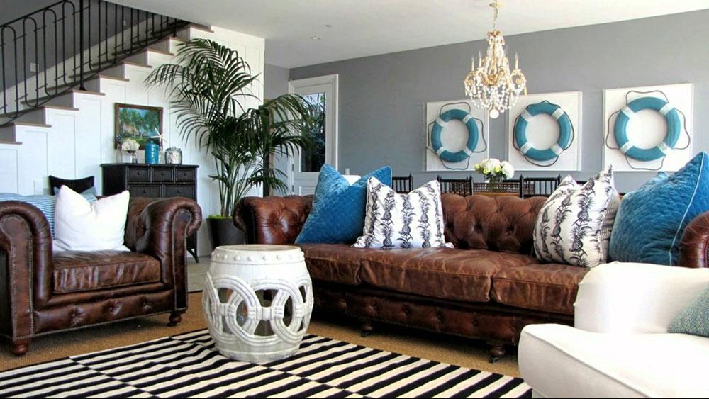 Nautical Interior Design Style And Decoration Ideas - nautical bedroom ideas