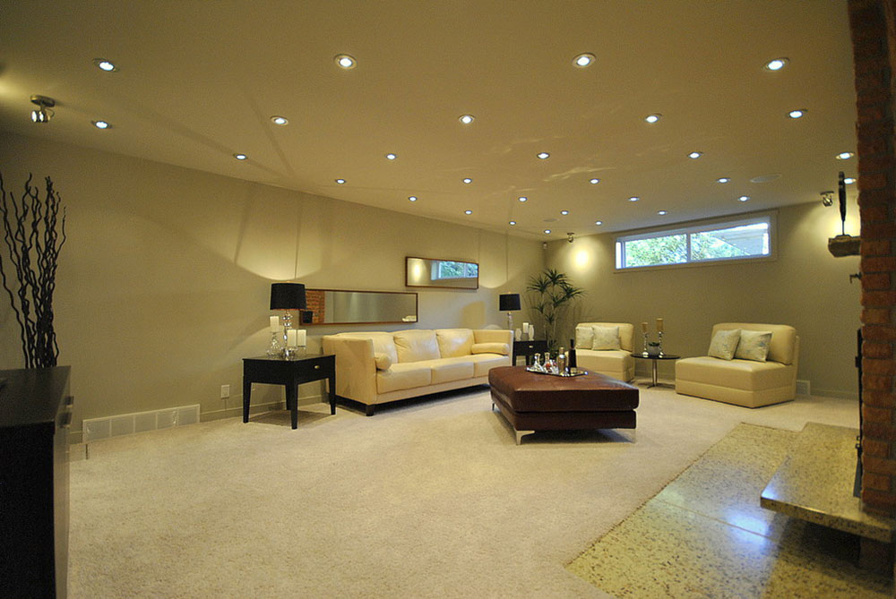 How Many Led Downlights In Living Room - Rize Studios