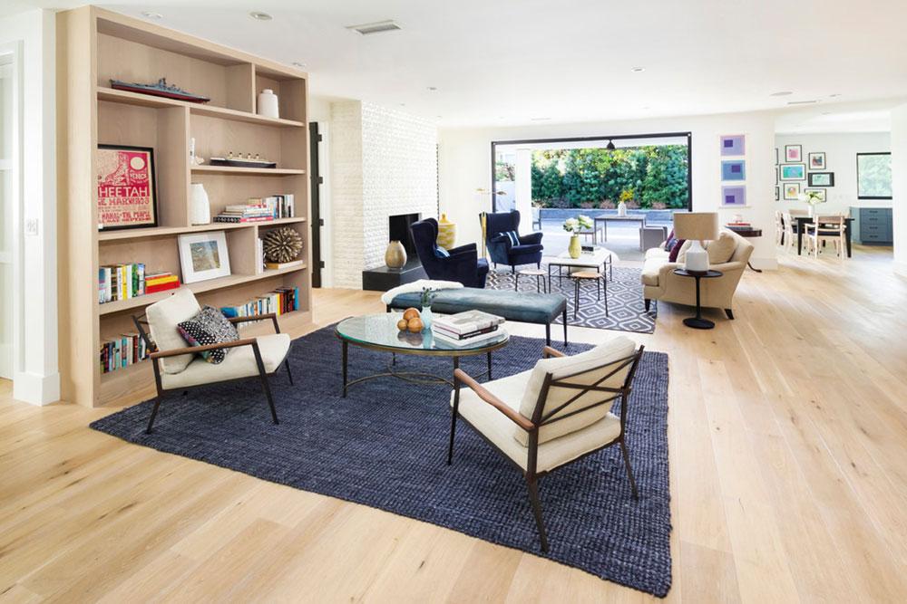 Modern Living Room Rug Ideas - living room rugs modern