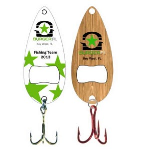 Bottle Opener Fishing Lure #F-BOFL