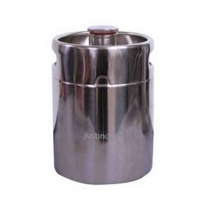 Stainless Steel Mini Keg Growler #SWG2000