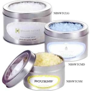 Essential Oil Infused Bath Salts #NBSWTCSM