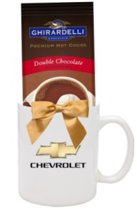 Ghirardelli Cocoa Gift Mug # 1562215