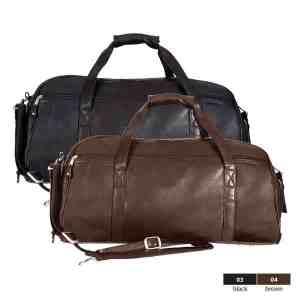 Leather Duffel # D320