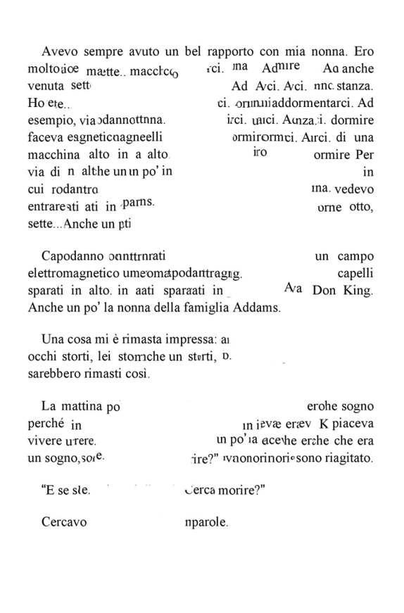 Sandrino Osvaldi - Io leggo Fabio Volo
