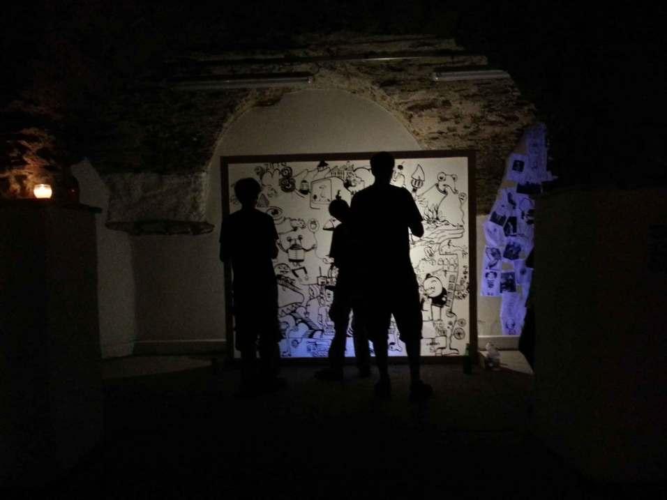 Cadavere Illuminato • Carrara