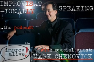 Mark Chenovick opens up about the rewards of a positive, passionate (and improvisational) approach to leading the SecondStory Rep Theater from the doorstep of bankruptcy to an artistic renaissance.