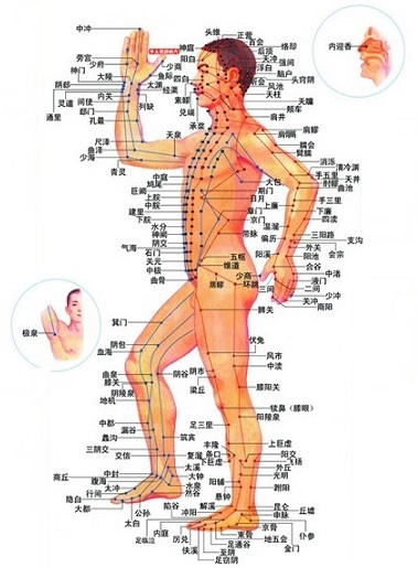 Acupressure For Eyes 17 Acupressure Points To Improve Eyesight Now!