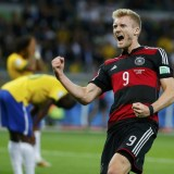 Germany inflicted the heaviest ever World Cup defeat on the hosts Brazil. Photo: Reuters