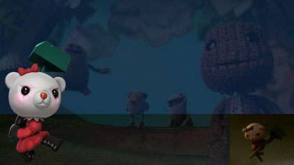 LBP Dreams DLC Addon