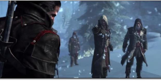 Assassins Creed 2 Wallpaper Hd 1080p Assassin S Creed Rogue Assassin Hunter Gameplay Trailer