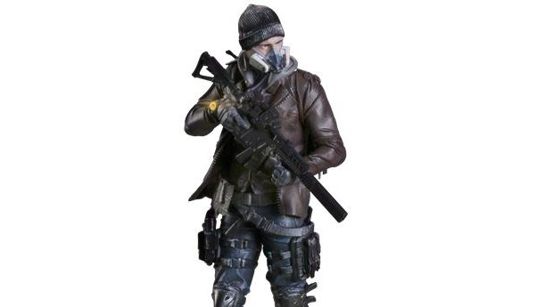 Anime Wallpaper For Ps Vita Tom Clancy S The Division Shd Agent Figurine Available