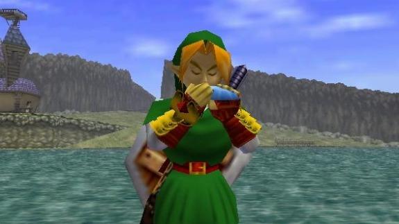 Zelda Ocarina Of Time 3d Wallpaper The Legend Of Zelda Ocarina Of Time 3d