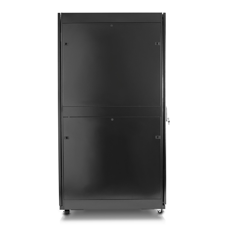 V7 Racks 42u Rack Mnt Cabinet Enclosure Frt Rr Vent Encl