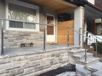 GALLERY | EXTERIOR | Glass | Stainless Steel Railings ...