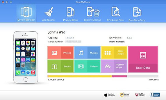 Top 5 Best Free iPhone Cleaner Apps Clean Junk  Boost up
