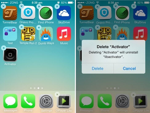 Free Ways to Delete Apps on iPhone 5/6/7/8/X (iOS 12 Supported)