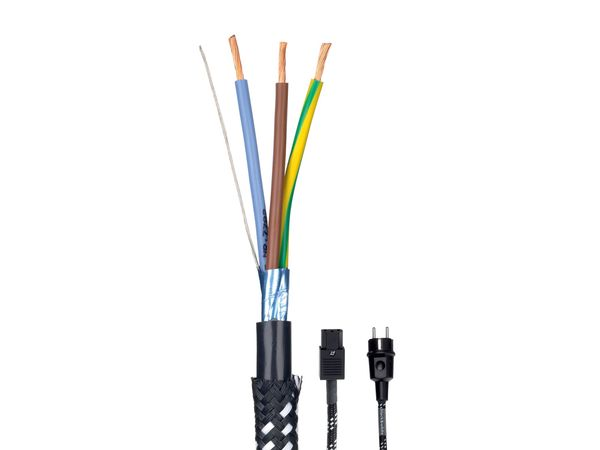 Reference Mains Cable AC-1502 - Mains Cable Power Bar  in-akustik