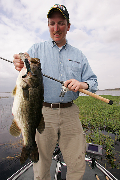 Largemouth Bass Length To Weight Conversion Chart - In-Fishe