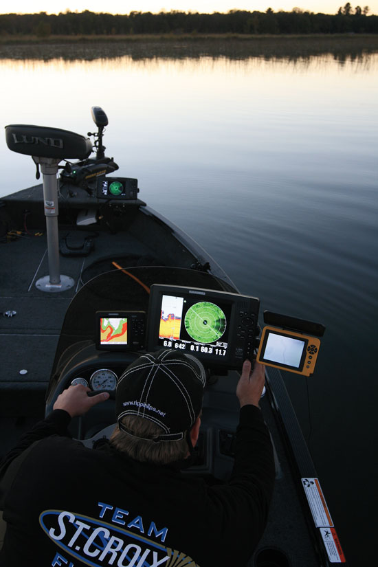 Tricking Out Your Walleye Boat - In-Fisherman