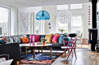 Colorful Apartment Decorating Ideas   The Flat Decoration