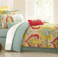 Colorful Bed Comforter Sets Full_5 at In Seven Colors ...