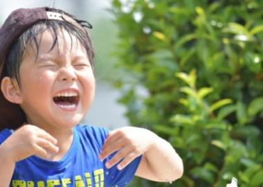 3歳4歳児子どもの「水が怖い」気持ちを克服する方法
