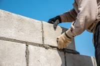 How Much Does a Concrete Block Wall Cost in 2018? - Inch ...