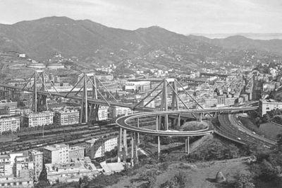 Riflessioni sulla tragedia del Ponte Morandi - Inchiostro Fresco