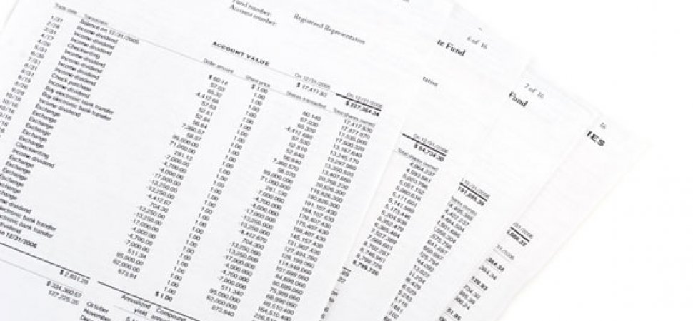 How to Read a Balance Sheet Inc