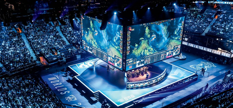 Why Riot Games Is Inc\u0027s 2016 Company of the Year Inc