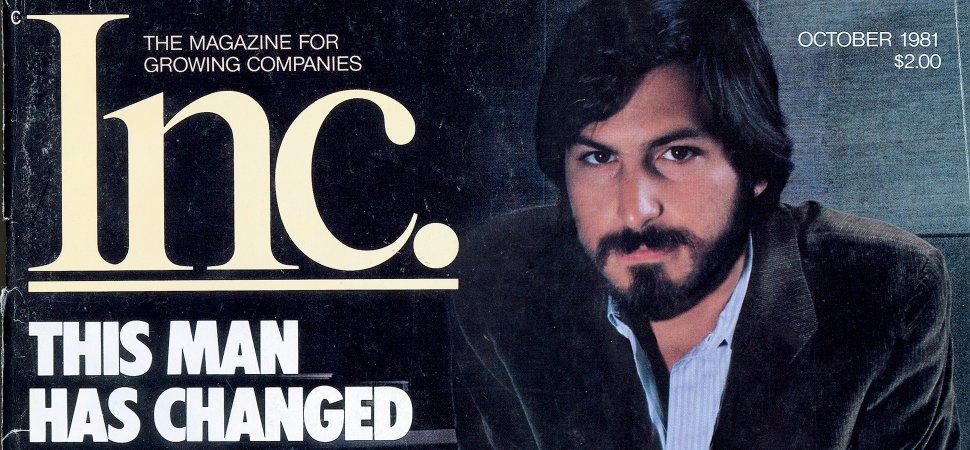 Why Steve Jobs Left Apple 30 Years Ago Today Inc