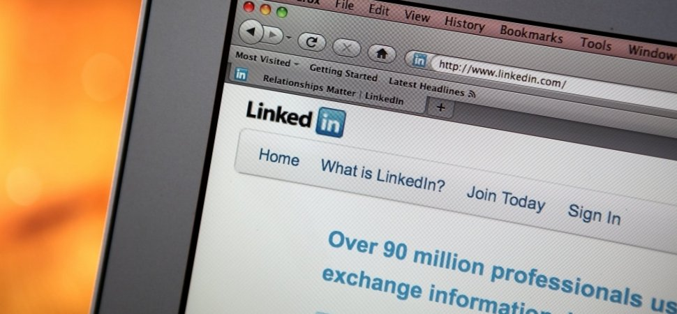 15 Things That Make Your LinkedIn Profile and Resume Look Really