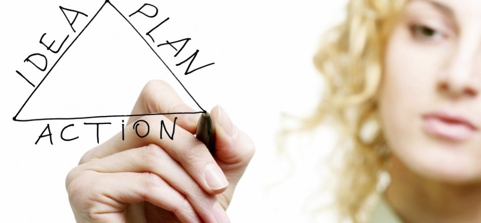 Creating a 1-Page Quarterly Action Plan for Your Business Inc