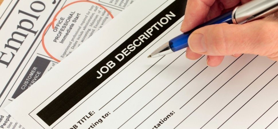 7 Steps to Writing the Perfect Job Description Inc