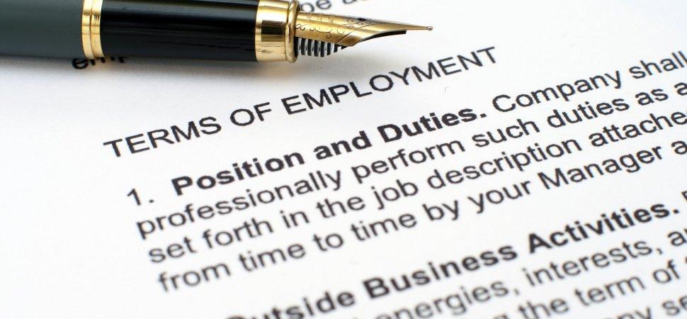 b\u003eFive Secrets To Crafting A Great Employment Contract\u003c b\u003e Inc